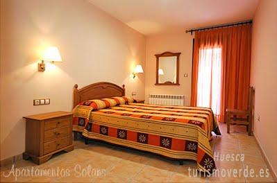 TURISMO VERDE HUESCA. Apartamentos Solans de Bielsa